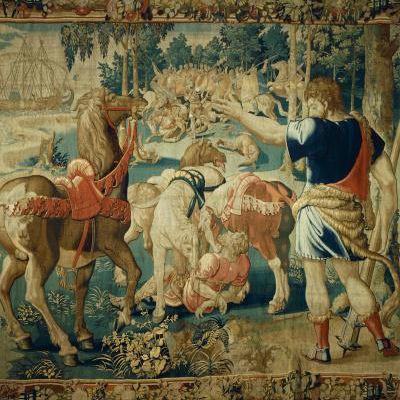 Profile of Ajax: Greek Hero of the Trojan War