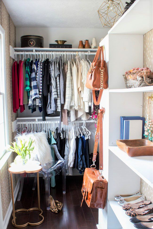 Plain Closet Transformed