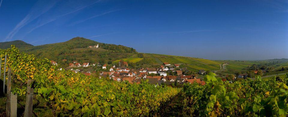 German Wine Road's Hambacher Castle