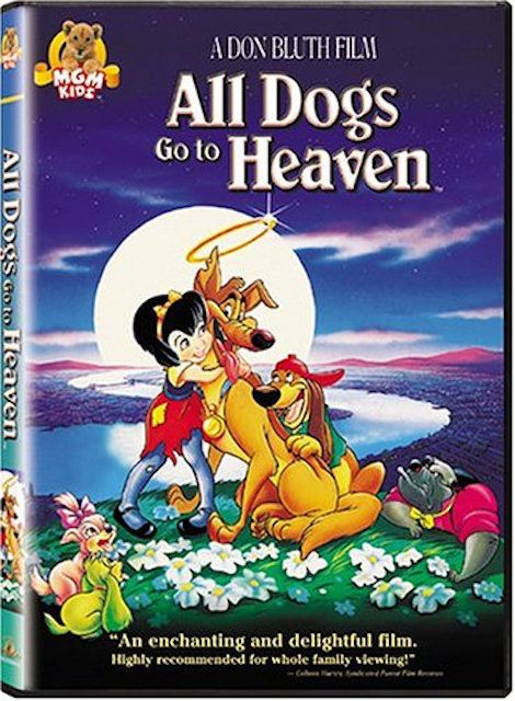 all dogs go to heaven movie