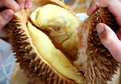 How to Eat Durian Frui...