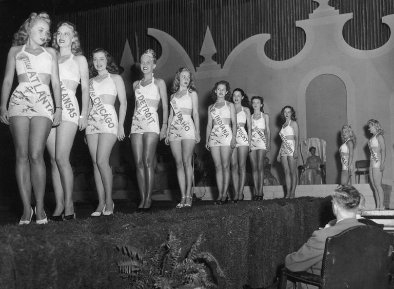 What S Wrong With Beauty Pageants Critique 1968