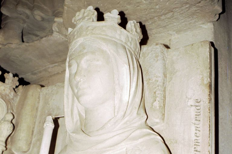 Ermentrude of Orleans, Mother of Judith of France