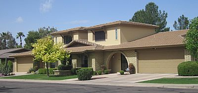 types of homes in phoenix and scottsdale