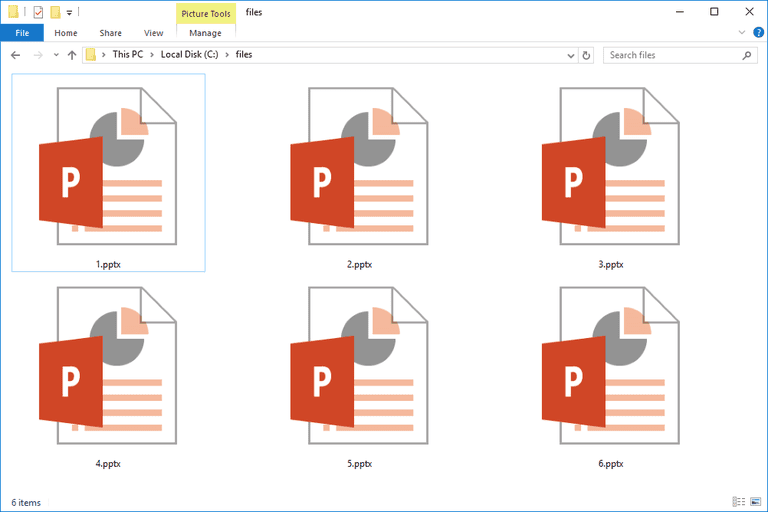 PPTX File (What It Is and How To Open One)