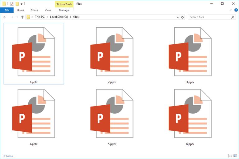 PPTX Files