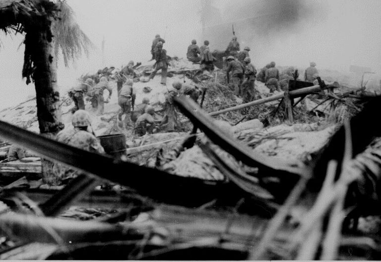 Battle of Tarawa