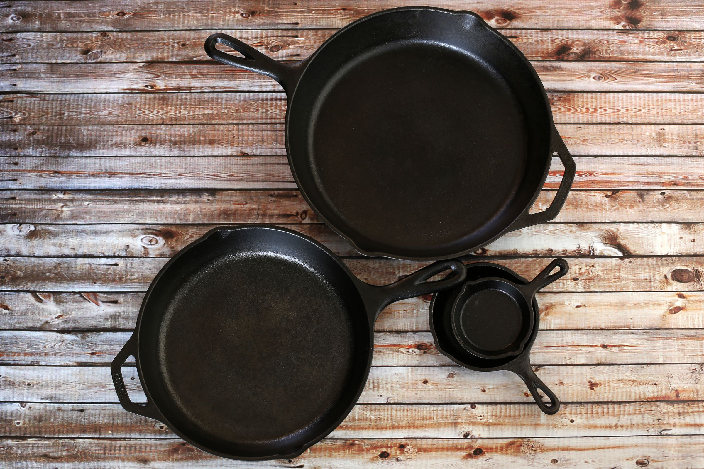 Caring For And Cooking With Cast Iron