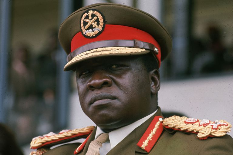 Image result for idi amin seized power in uganda