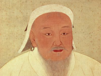 genghis khan biography essay Genghis khan: genghis khan, mongolian warrior-ruler, one of the most famous conquerors of history he was a warrior and ruler of genius who, starting from obscure and insignificant beginnings, brought all the nomadic tribes of mongolia under the rule of himself and his family in a rigidly disciplined military state.
