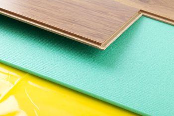 Laminate Flooring Underlayment Basics Usage Cost