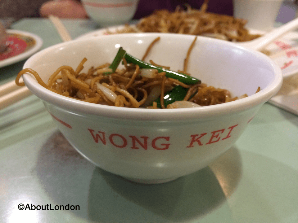 Wong Kei, London