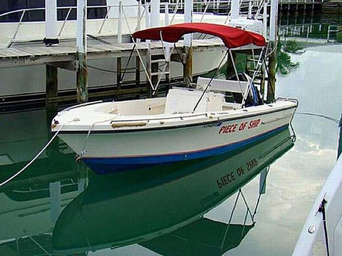 20 Very Punny Boat Names