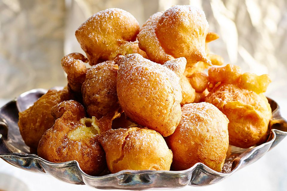 Buñuelos are a favorite holiday food in Spain and many Latin American countries