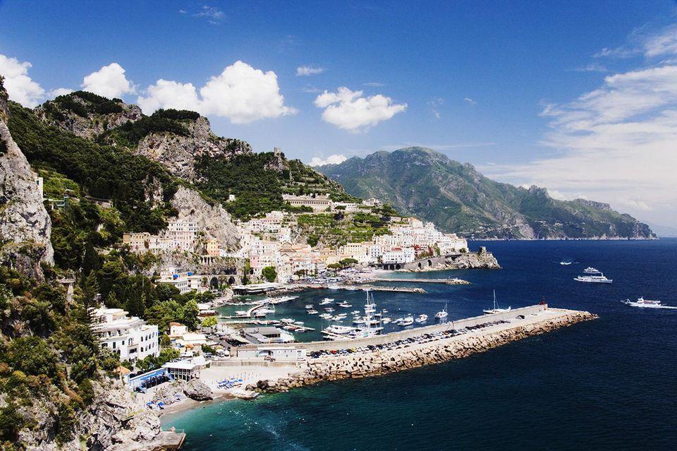 Italy, Campania, Amalfi