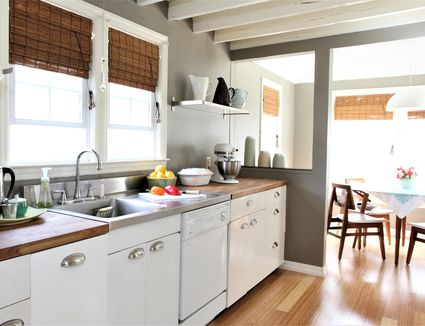 white kitchen ideas that range from contemporary to country