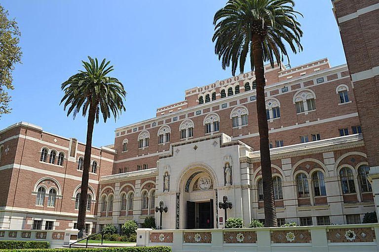 USC Doheny Memorial Library