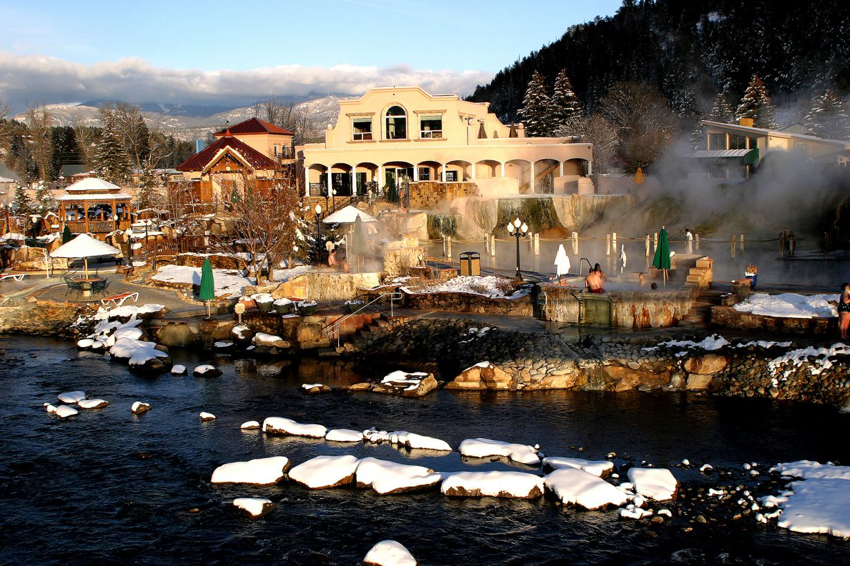 6 places to stop during your drive from denver to durango for Courtesy motors colorado springs