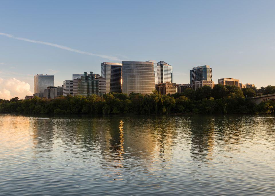 Washington D.C. skyline