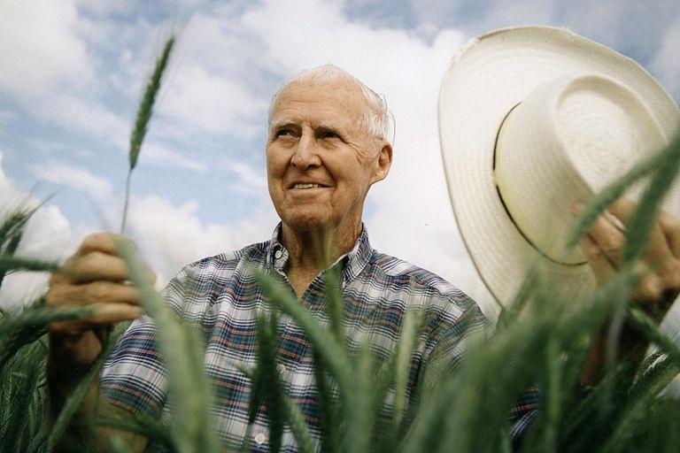 Dr. Norman Burlaug