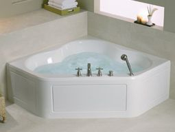 Basic types of bathtubs for Garden tub dimensions