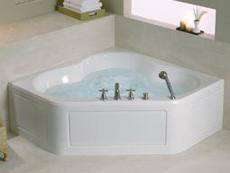 bath tub. Corner Bathtub Basic Types of Bathtubs
