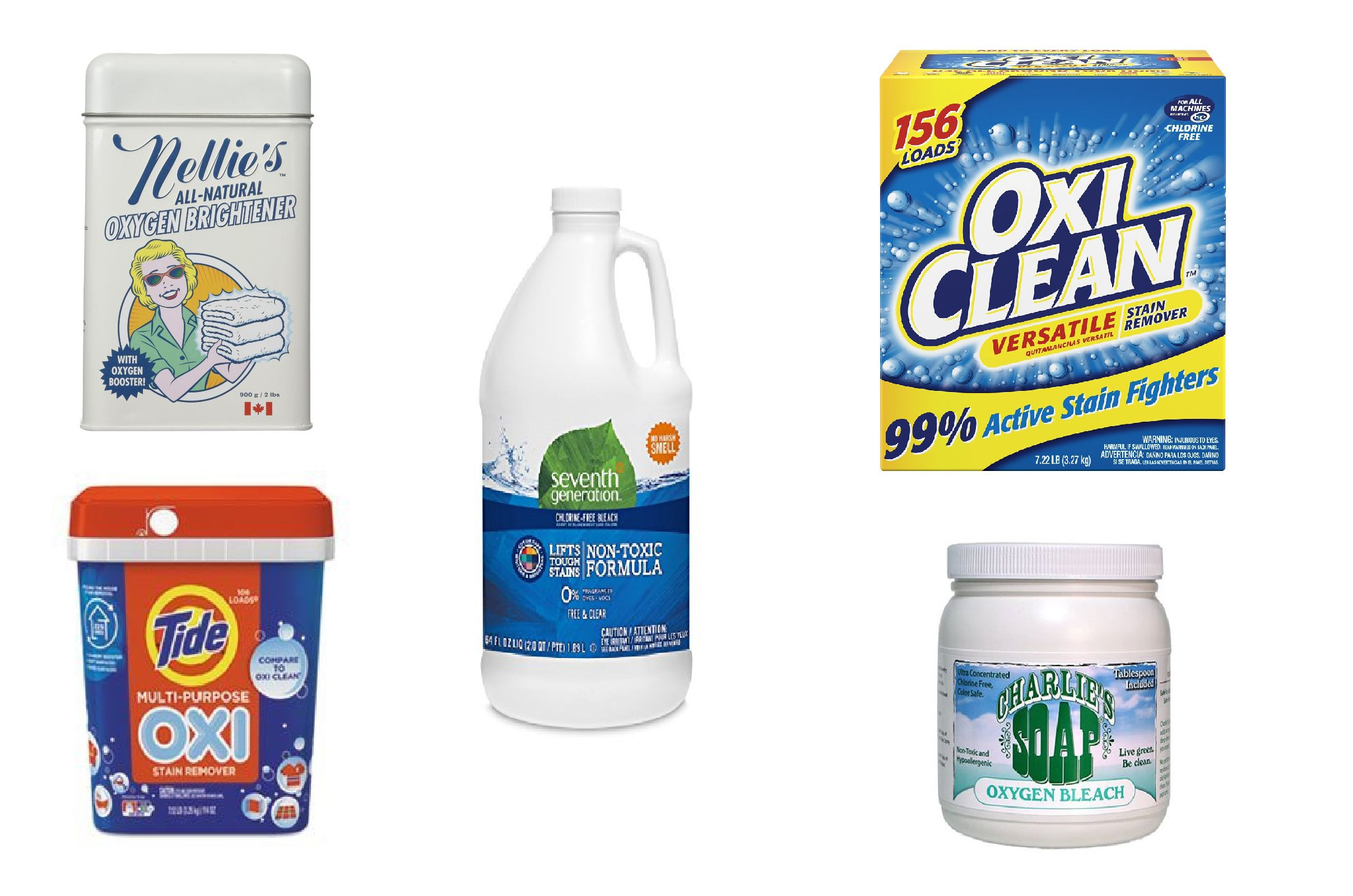 How Do You Spell Oxygen >> Oxygen Bleach for Laundry and Stain Removal