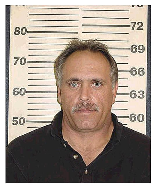 Wally Backman Mug Shot