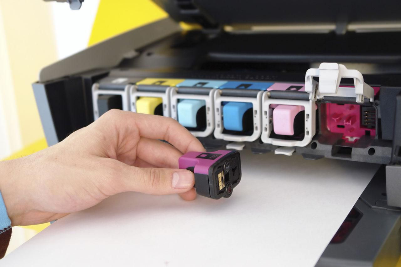 calibrate your printer and get the color you want