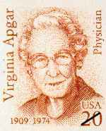 Women Inventors - Virginia Apgar
