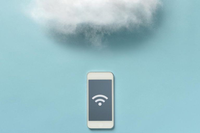 Cloud and smartphone