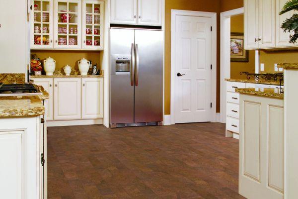 Small cork kitchen floor tilesA Gallery of Cork Flooring Images. Dark Cork Kitchen Flooring. Home Design Ideas