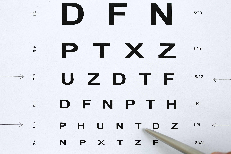 Eye exam chart online choice image chart design ideas snellen eye chart for testing vision geenschuldenfo choice image geenschuldenfo Choice Image