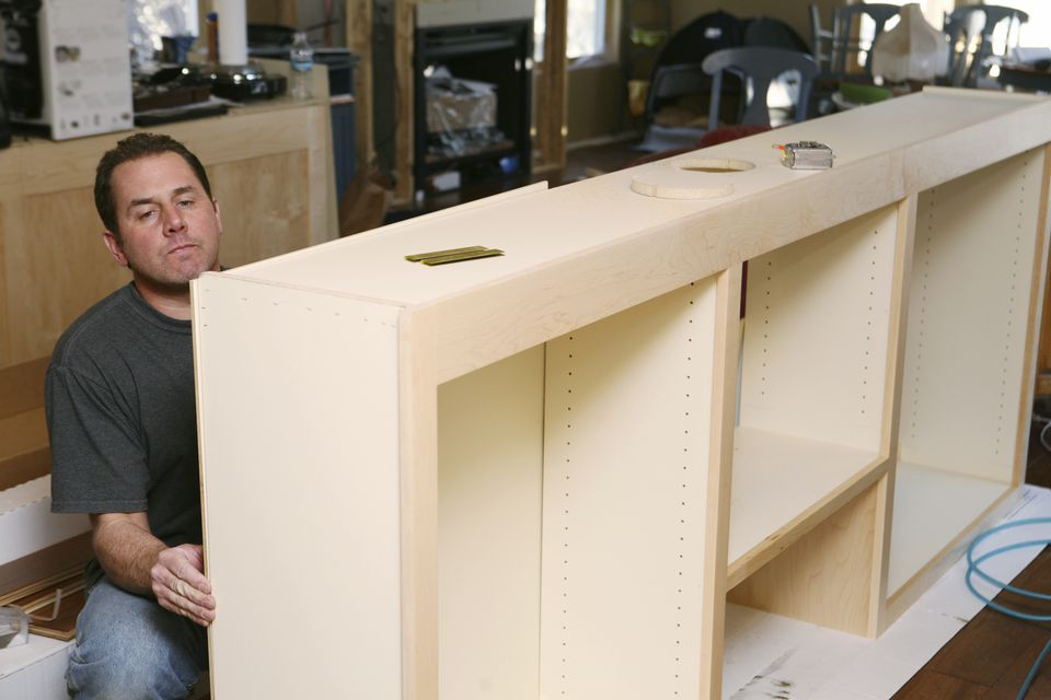 Constructing Cabinets