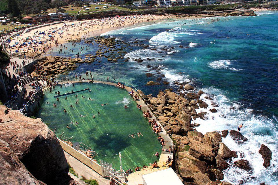 Bronte beach-Sydney