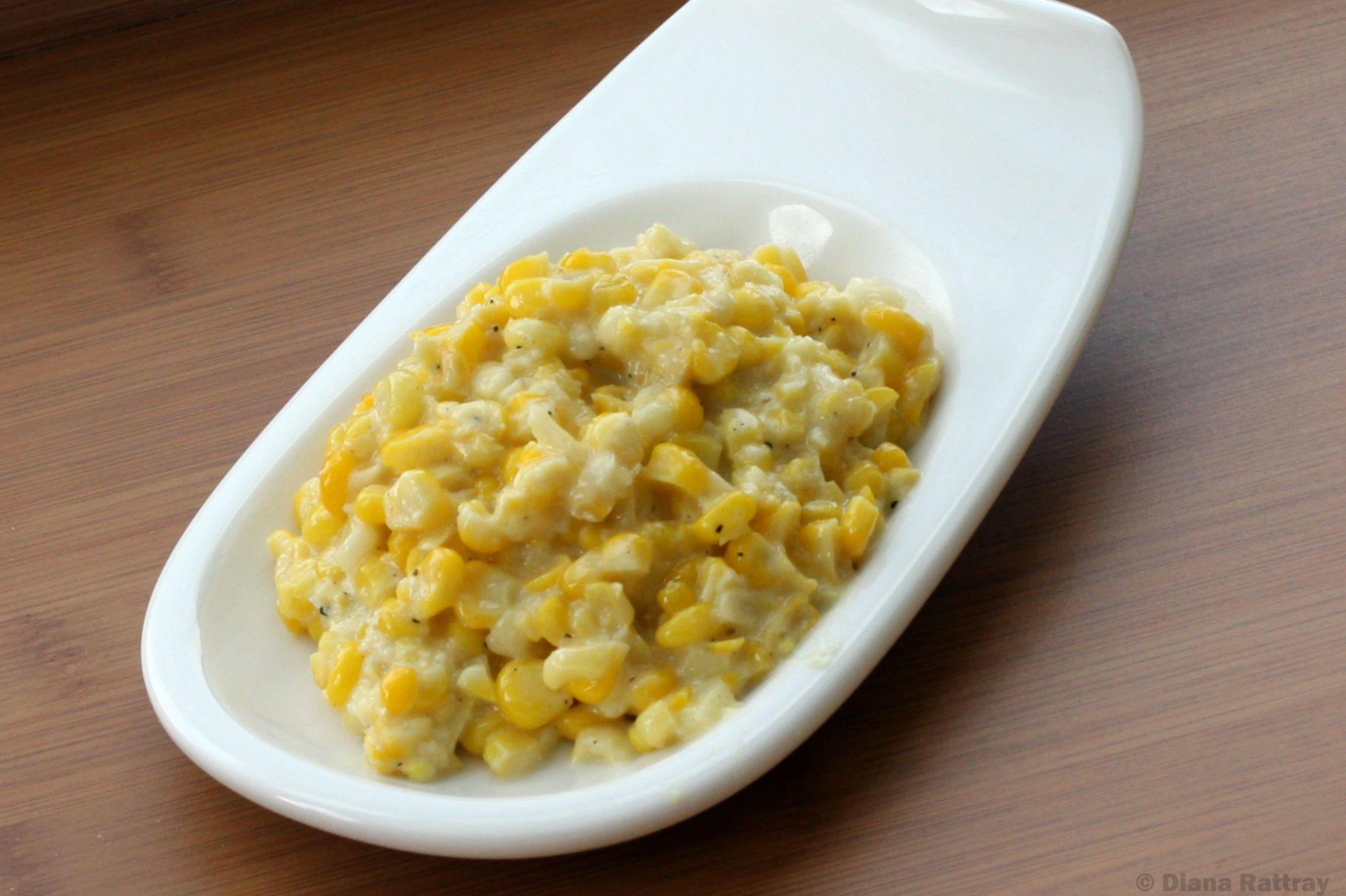 recipe: almond milk creamed corn [8]