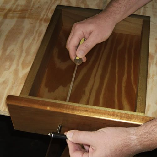 Build Your Own Dovetailed Drawers