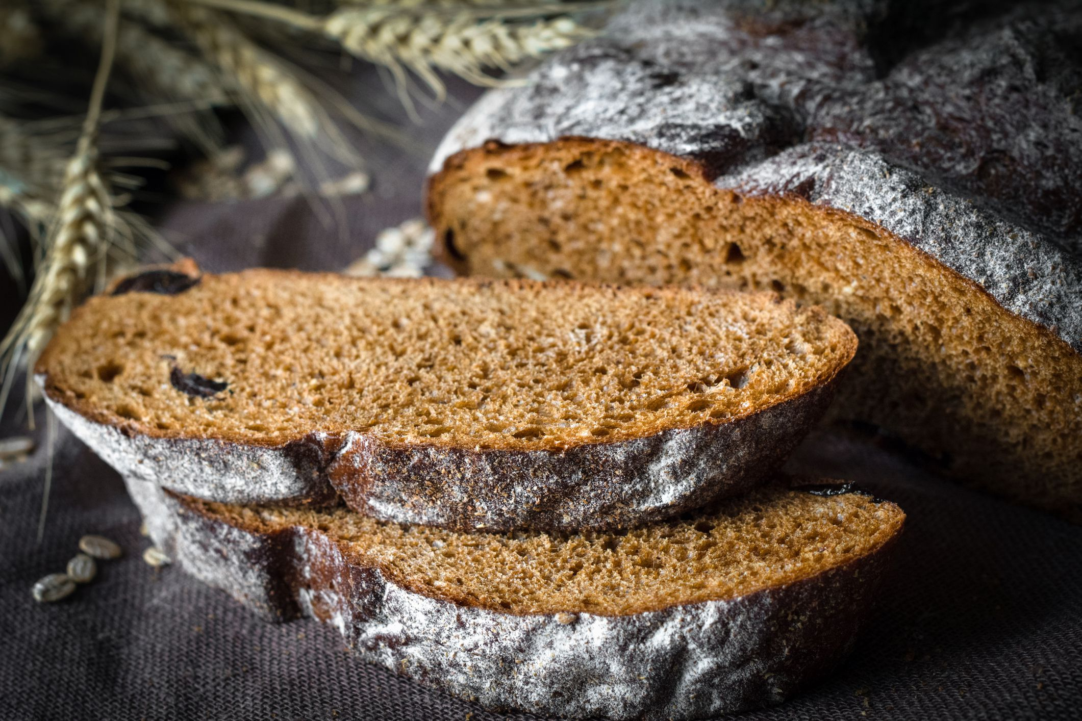 Russian Sourdough Dark Rye Bread Recipe