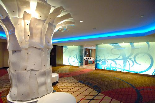 The Lobby at Hotel32 Las Vegas