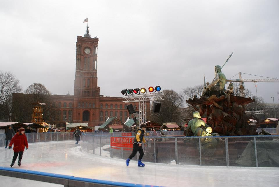 11 Best Ice Rinks In Germany