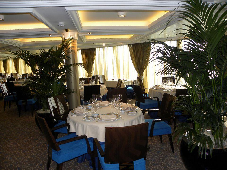 Oceania Cruises Marina Dining And Cuisine