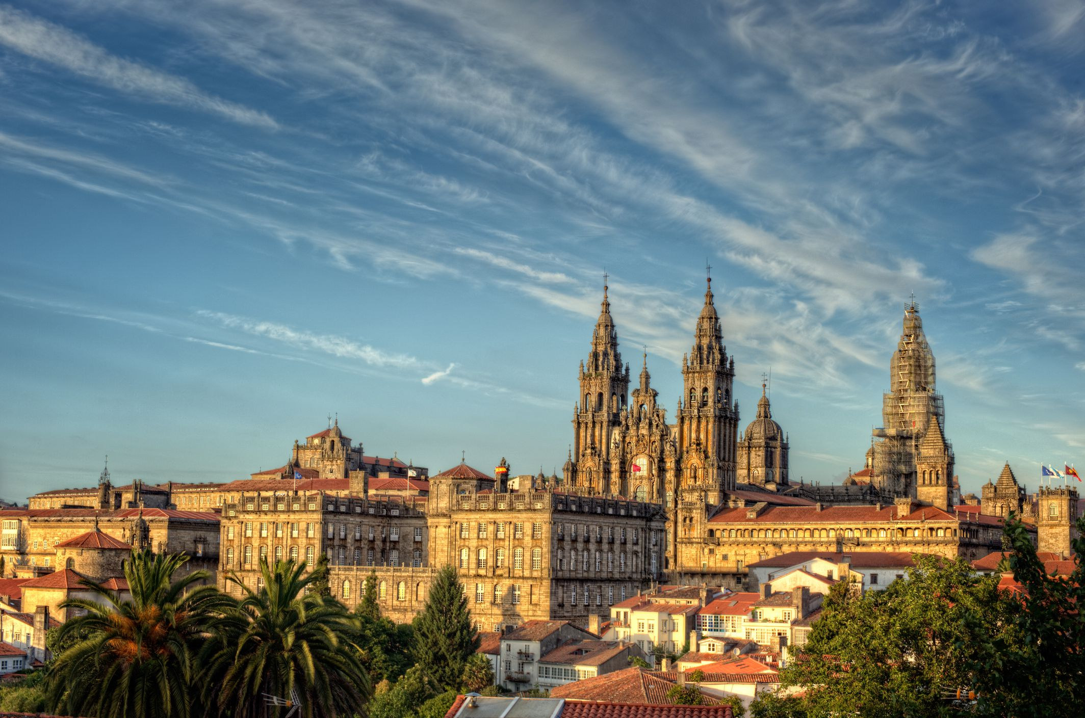 Pilgrimage Walking Routes From France To Santiago In Spain