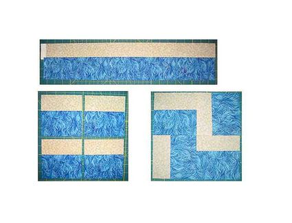 It S Easy To Make A Quilt With Tilted Quilt Blocks