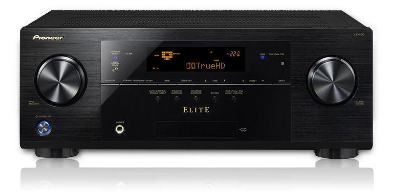 Pioneer Elite VSX-60 7.2 Channel Network Ready AV Receiver