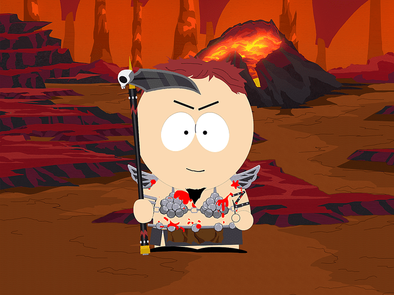South Park Gladiator Boy