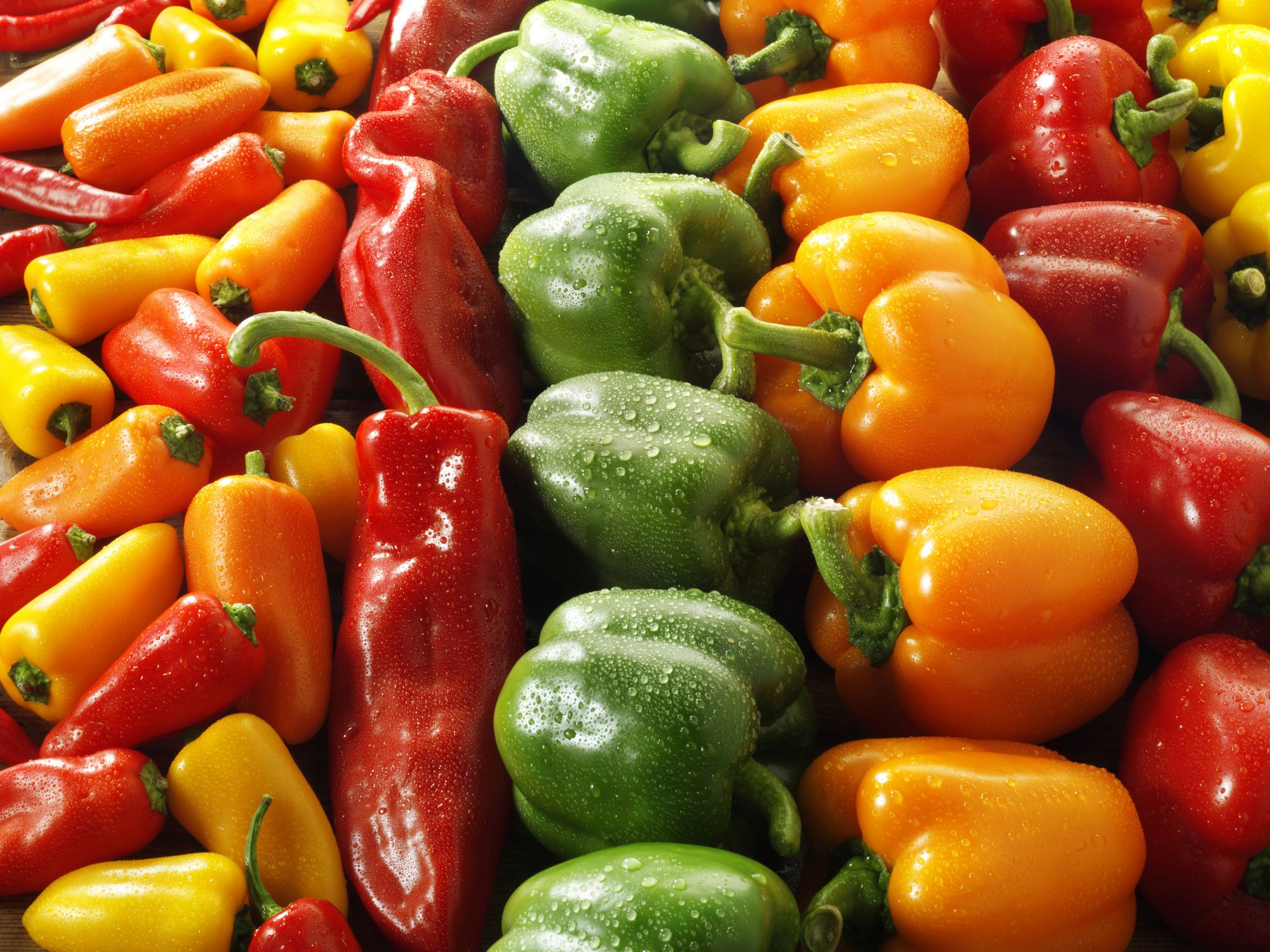 Types of Sweet Peppers - Bell Peppers and Beyond
