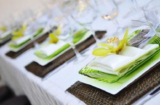Dress Up Your Tablescape With Beautiful Folded Napkins