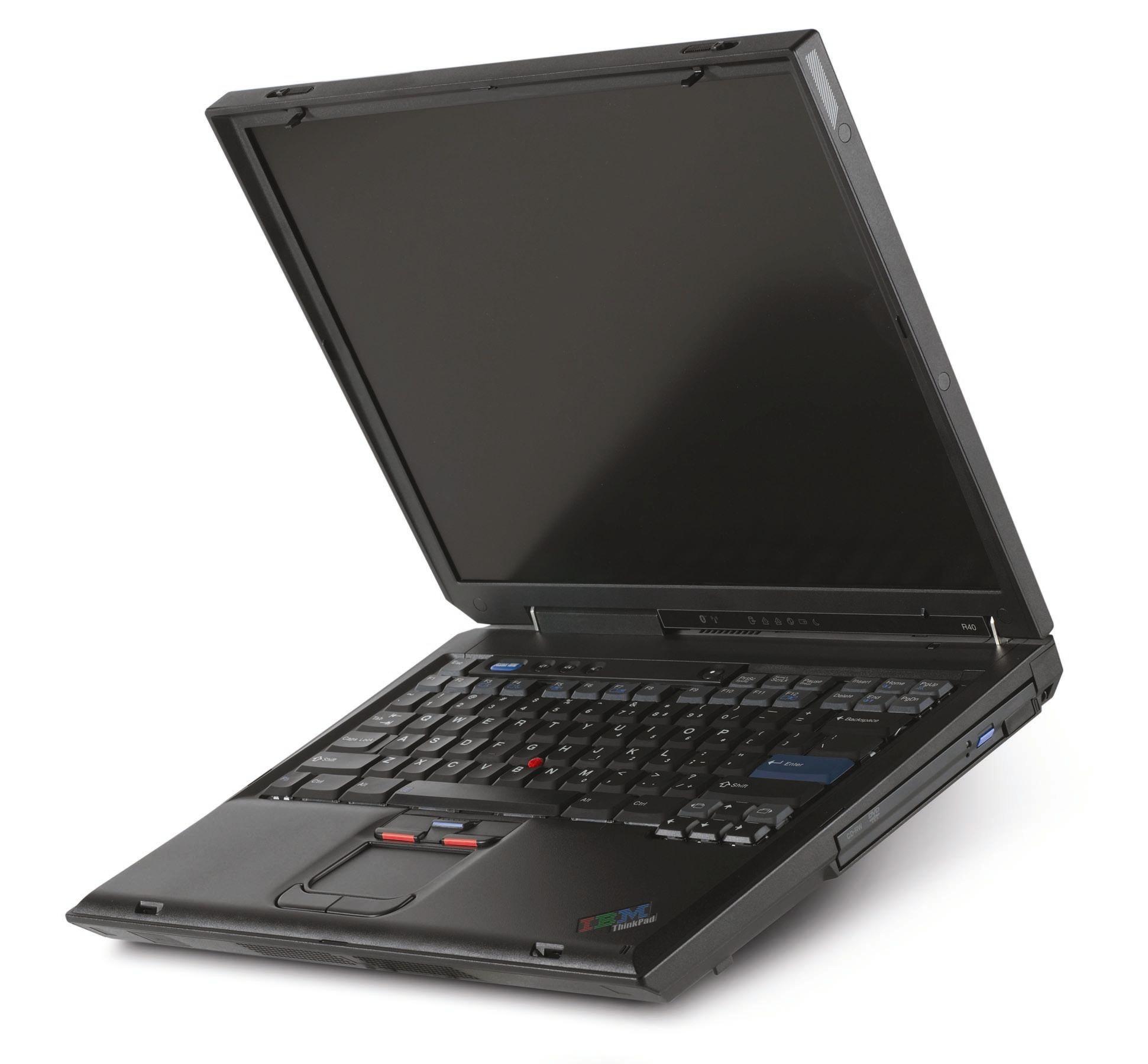 IBM Thinkpad R40 15-inch Laptop PC Review