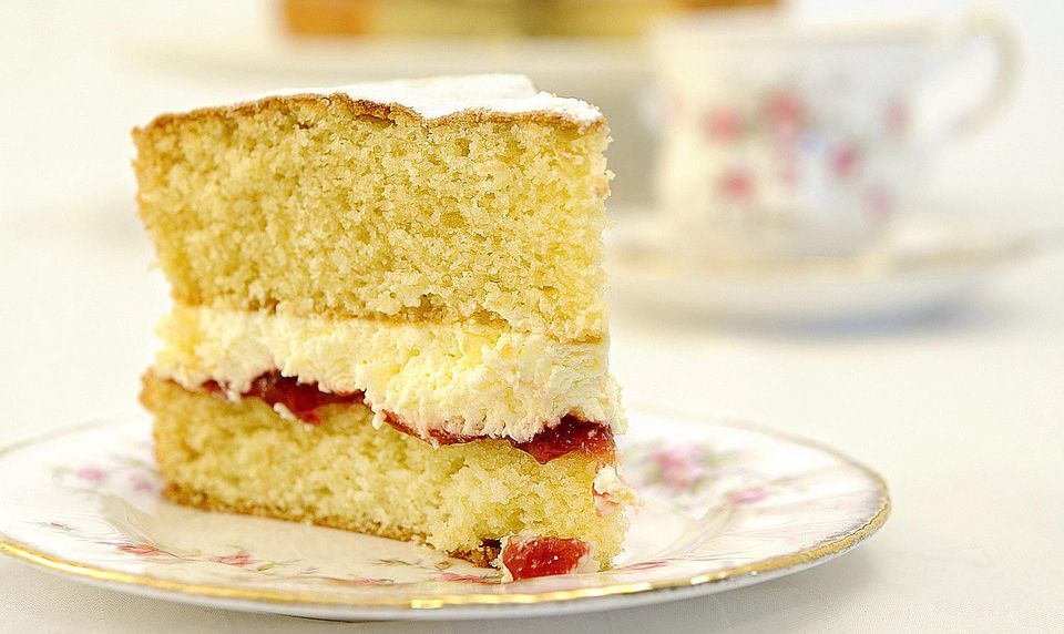 Victory Sponge Cake Recipe