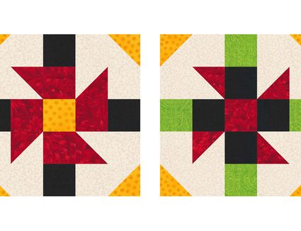 Free 9-inch Patchwork Quilt Block Patterns : free 9 inch quilt block patterns - Adamdwight.com